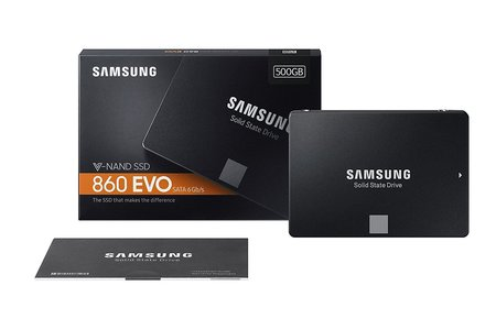 SAMSUNG SSD 860 EVO 2.5 SATA III 500GB