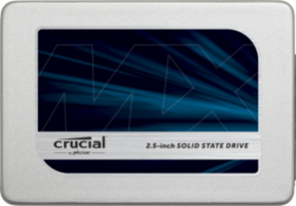 Crucial MX300 1TB SATA 2.5 7mm (with 9.5mm adapter) Internal SSD