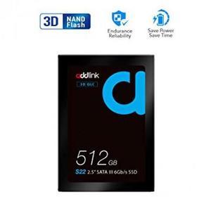 addlink S22 512GB 2.5 SATA III (6Gb/s) SSD