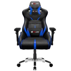 Warlord Templar Gaming Chair - Black/Blue