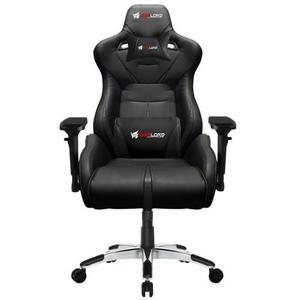 Warlord Templar Gaming Chair - Black