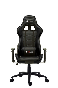 Warlord Huntsmen Gaming Chair - Black
