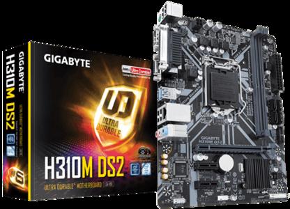 Gigabyte H310M DS2