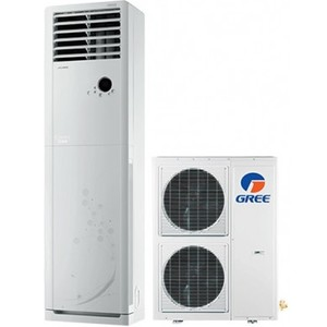 Gree GF-24CDH Floor Standing Air Conditioner Heat & Cool 2.0 Ton