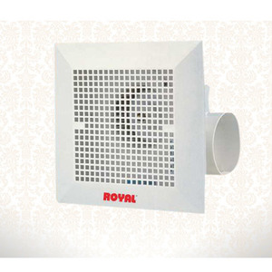 Royal Fans Grid 8 Inch Ceiling Exhaust Fan