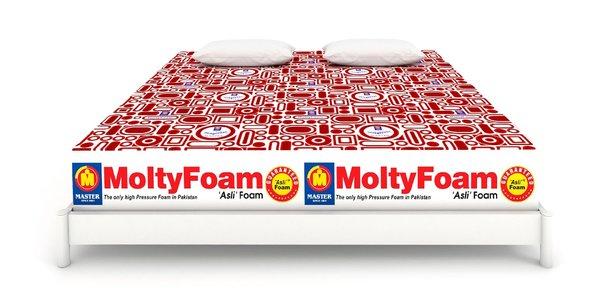 Moltyfoam Firm Single 78″ x 42″x5″