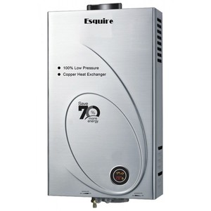 Esquire Instant Gas Geyser AFS01 06 Litre LED Display