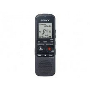 Sony 4GB PX Series MP3 Digital Voice IC Recorder with expandable memory capabilities