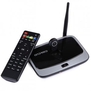 Android Smart TV Box Quad Core 2G plus 8G with Web Cam Q7S