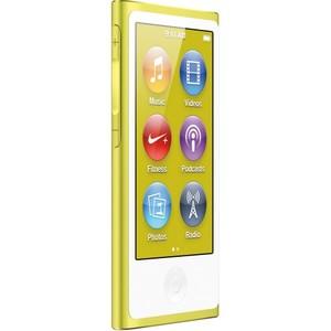 Apple iPod Nanno 16GB Yellow MD476ZP A