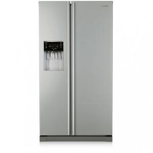 Samsung Side by Side Refrigerator RSA1UMTG