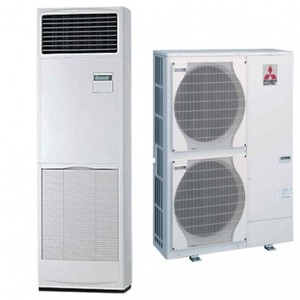 Mitsubishi Floor Standing AC 4 Ton PS Series 5JJ Heat and Cool