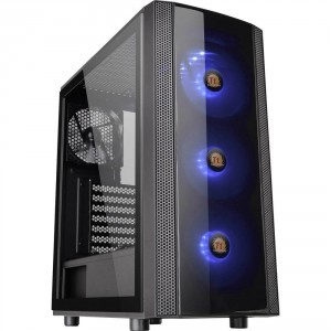 Thermaltake Versa J25 Tempered Glass Edition ATX Mid-Tower Chassis