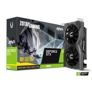 ZOTAC GAMING GeForce GTX 1660 AMP! 6GB GDDR5 Graphics Card