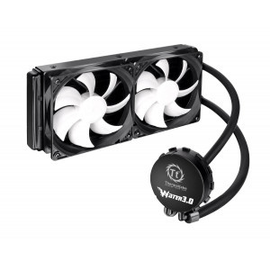 Thermaltake Water 3.0 Extreme S 240mm Water/Liquid CPU Cooler (CLW0224-B)