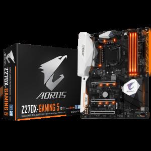 GIGABYTE Aorus GA-Z270X-Gaming 5 (rev. 1.0) LGA 1151 Intel Z270 USB 3.1 ATX Motherboard