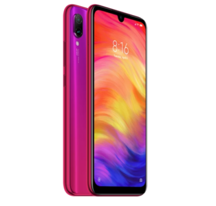 Xiaomi Redmi Note 7 6.3″ Dot Drop Display  4GB RAM  64GB ROM  Android 9.0 (Pie); MIUI 10 PTA Approved Mobile Phone