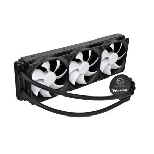Thermaltake Water 3.0 Ultimate Enthusiasts Grade Water/Liquid CPU Cooler 360MM (CL-W007-PL12BL-A)