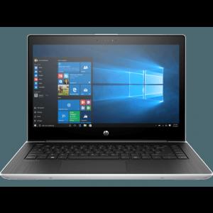 HP PROBOOK 440 G5  Intel Core i7 8550U - 1.80 GHz Up To 3.70 GHz  8GB RAM  1TB HDD  14 HD Display  AG+BL K/B  FINGER PRINT  WEBCAM HD  DOS  HP Carrying Case  Silver Laptop 1MJ79AV