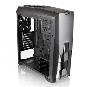 Thermaltake Versa N25 ATX Mid Tower Computer Case (CA-1G2-00M1WN-00)