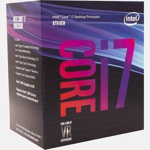 Intel Core i7-8700 Coffee Lake 6-Core 3.2 GHz (4.6 GHz Turbo) LGA 1151 BX80684I78700 Desktop Processor