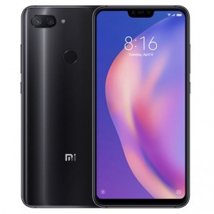 Xiaomi Mi 8 Lite 6.26 Full Screen Display  4GB RAM  64GB ROM  Android 8.1 (Oreo) Dual AI Cameras PTA Approved Mobile Phone - Black