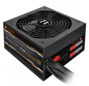 Thermaltake 630W Smart SE Hybrid Modular Power Supply (SPS-630MPCBEU)