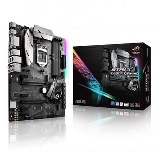 ASUS ROG STRIX B250F GAMING LGA 1151 Intel B250 HDMI SATA 6Gb/s USB 3.1 USB 3.0 ATX Motherboard