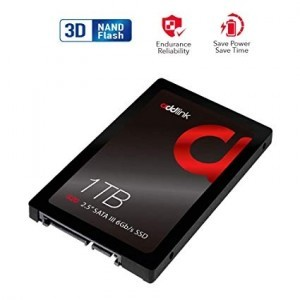 addlink S20 1TB 2.5 SATA III (6Gb/s) SSD ad1TBS20S3S