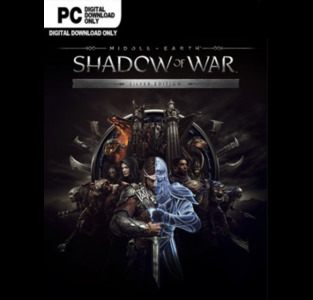 Middle-earth Shadow of War Silver Edition PC