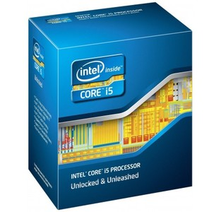 Intel Core i5-2500 Sandy Bridge Quad-Core 3.3GHz LGA 1155 Desktop Processor