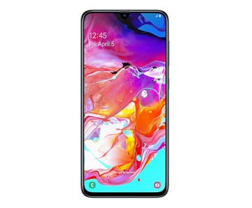Samsung Galaxy A70 6.7″ Super AMOLED Touchscreen  6GB RAM  128GB ROM  Android 9.0 (Pie) One UI PTA Approved Mobile Phone