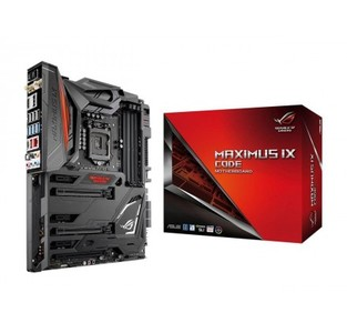 ASUS ROG Maximus IX Code LGA1151 Z270 ATX Motherboard with onboard AC Wifi and USB 3.1