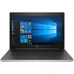 HP PROBOOK 450 G5  Intel Core i7 8550 - 1.80 GHz Up To 3.70 GHz 8GB RAM  1TB HDD  15.6 HD Display  AG+BL K/B  FINGER PRINT  WEBCAM HD  DOS  HP Carrying Case  Silver Laptop 1LU58AV