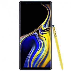 Samsung Galaxy Note 9 6.4 Super AMOLED Touchscreen  6GB RAM  128GB ROM  Android 8.0 (Oreo) PTA Approved Mobile Phone