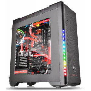 Thermaltake Versa C21 RGB ATX Mid Tower Computer Chassis CA-1G8-00M1WN-00