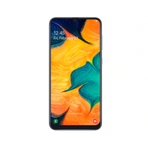 Samsung Galaxy A30 6.4 Super AMOLED HD Display  4GB RAM  64GB ROM  Android 9.0 (Pie) PTA Approved Mobile Phone