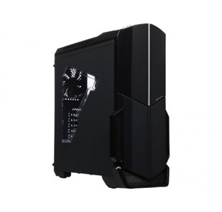 Thermaltake Versa N21 ATX Mid Tower Black Edition Computer Case (CA-1D9-00M1WN-00)