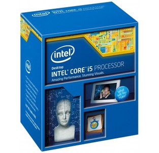 Intel Core i5-4460 Haswell Quad-Core 3.2 GHz LGA 1150  Desktop CPU/Processor