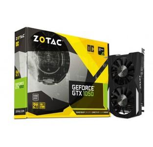ZOTAC GeForce GTX 1050 OC Edition ZT-P10500C-10L