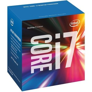 Intel® Core™ i7-7700 Kaby Lake Processor (8M Cache  up to 4.50 GHz) LGA 1151  Desktop CPU/Processor