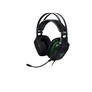 Razer Electra V2 USB: 7.1 Surround Sound Detachable Boom Mic with In-Line Controls Gaming Headset Works with PC & PS4