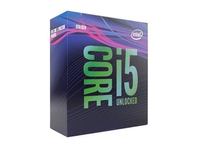 Intel Core i5-9600K Coffee Lake 6-Core 3.7 GHz (4.6 GHz Turbo) LGA 1151 (300 Series) Desktop Processor Intel UHD Graphics 630