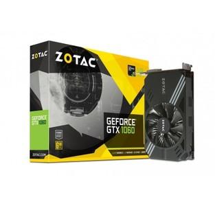 ZOTAC GeForce GTX 1060 Mini 6GB GDDR5 ZT-P10600A-10L
