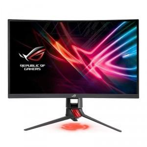 "ASUS ROG STRIX XG27VQ Curved eSports Gaming LED Monitor - 27  FHD (1920x1080)  144Hz  AMD FreeSyncâ""¢  Extreme Low Motion Blur (1ms MPRT)"