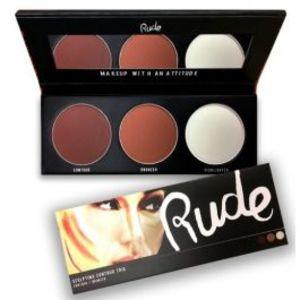 Rude Cosmetics Sculpting Contour Trio - 65550