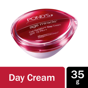Ponds Age Miracle Cell ReGen Day Cream SPF 15 PA++ - 35gm - 28250539