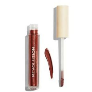 Makeup Revolution Nudes Collection Metallic - Pixelated