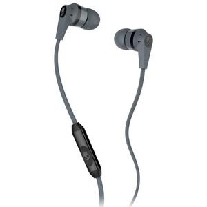Skullcandy INKD - Gray / Black / Gray w/ Mic Earbuds S2IKDY-024