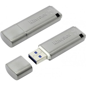 Kingston 32GB USB 3.0 DT Locker+G3 w/Automatic Data Security  DTLPG3/32GB